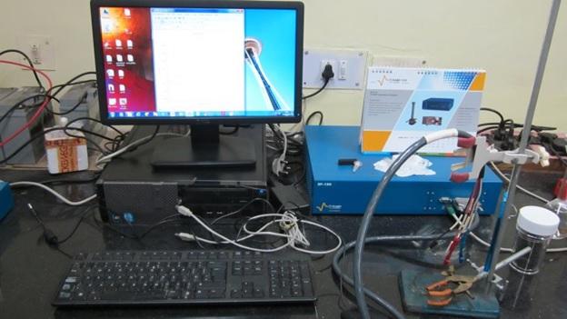 BioLogic SP-150 Potentiostat / Galvanostat