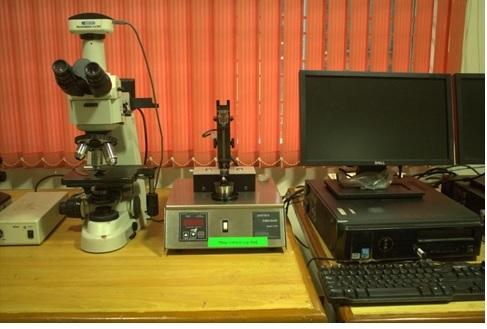 Ferrogram Maker and Wear Particle Analyzer