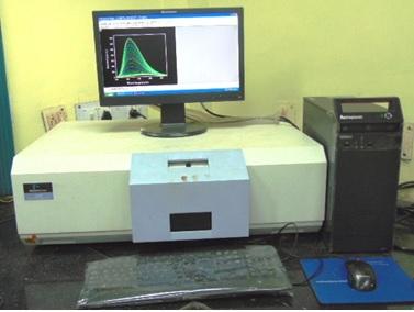 PerkinElmer make LS 45 Fluorescence Spectrometer