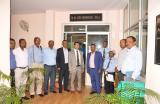 Visit of Ethiopian delegation on 16th June 2017