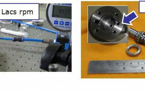High Speed Spindle for Micro Milling & Drilling Operations