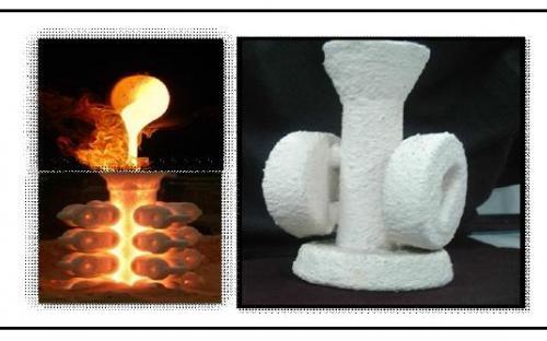 Ceramic Shelling Process Technology