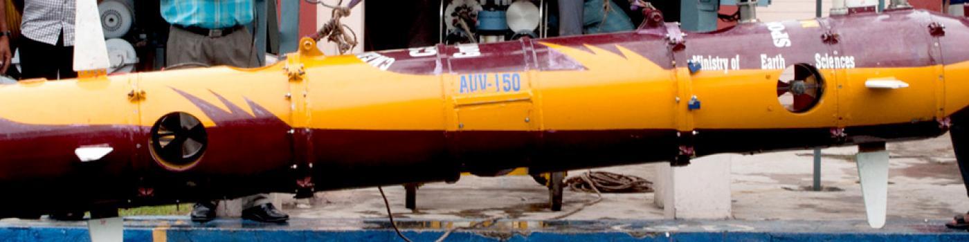 Autonomous Underwater Vehicle - 150