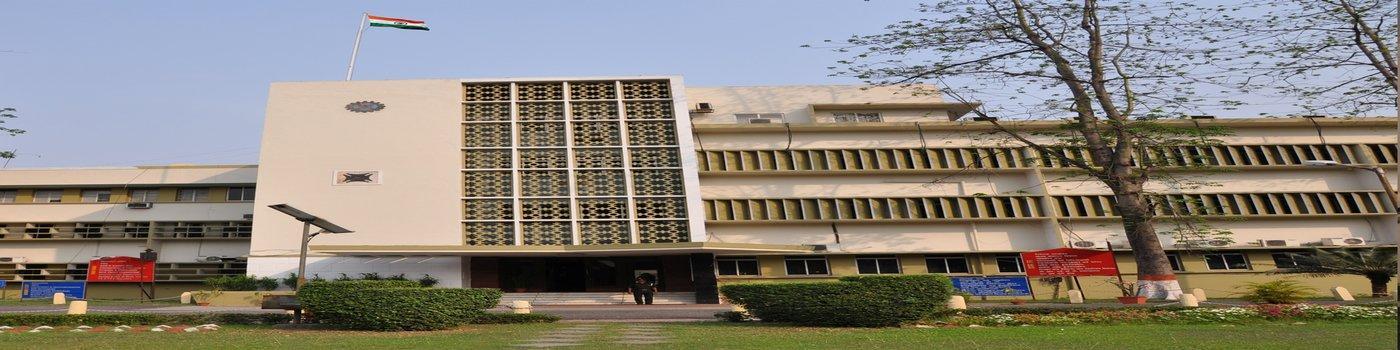 CSIR-CMERI Building
