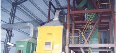 Fluidized Bed Dryer for Agro Crops