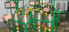Semi Continuous Bio-Diesel Plant