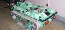 All Terrain Mobile Robot (ATR)
