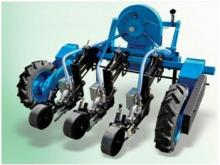 Pneumatic Precision Planter for Vegetables Crops