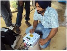 Irrigation Scheduler - Programmable System