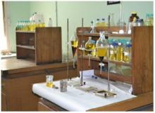 Infrastructural Facilitation of Biodiesel Testing Laboratory